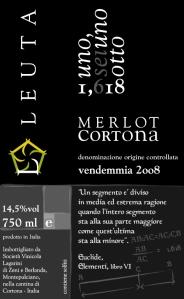 etichetta 1,618 Merlot Cortona_2008tp