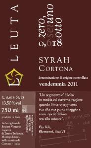 Syrah 2011