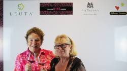 Francis & Katerina - Cortona in a wine glass -